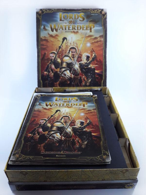 Lords of Waterdeep InMyBox insert