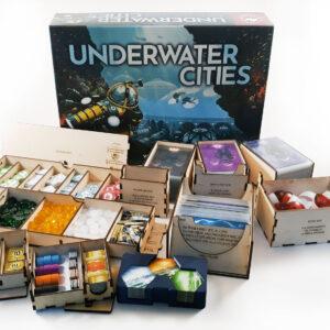 Underwater Cities organizer