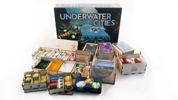 Underwater Cities organizer